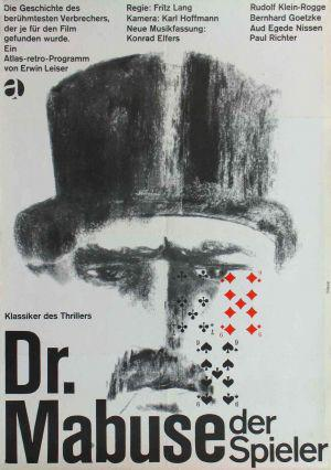 Dr. Mabuse the Player